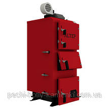 Твердотопливный котел длительного горения Альтеп DUO PLUS 31 кВт (автоматика), фото 2