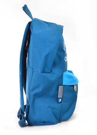 Рюкзак подростковый Yes CA-15 Blue 553486, фото 2