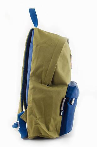 Рюкзак подростковый Yes CA-15 Khaki 553484, фото 2