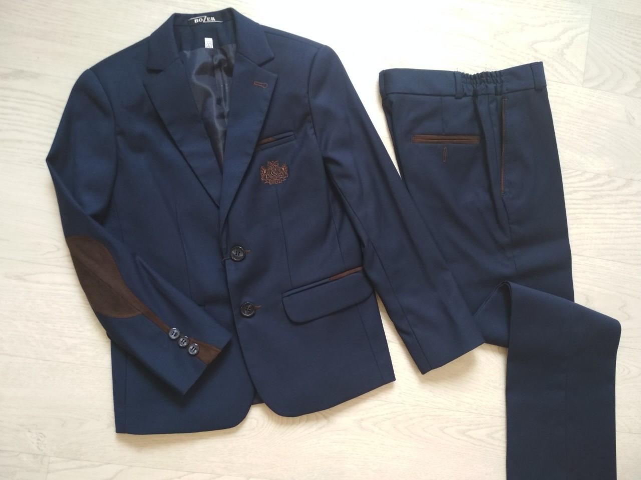 Школьный костюм двойка для мальчика р. 116, 122, 128, 134, 140, 146, 152