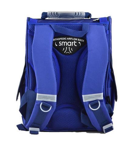 Рюкзак школьный Smart каркасный Extreme racing 554551, фото 2