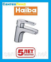 Смеситель для умывальника Haiba Hansberg 001