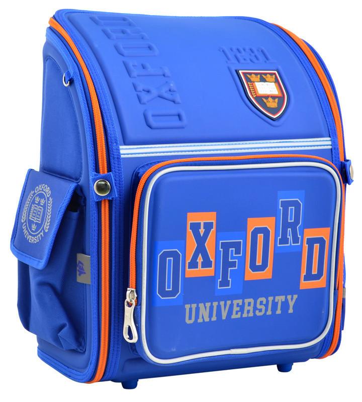 Рюкзак школьный Yes каркасный Oxford 555112