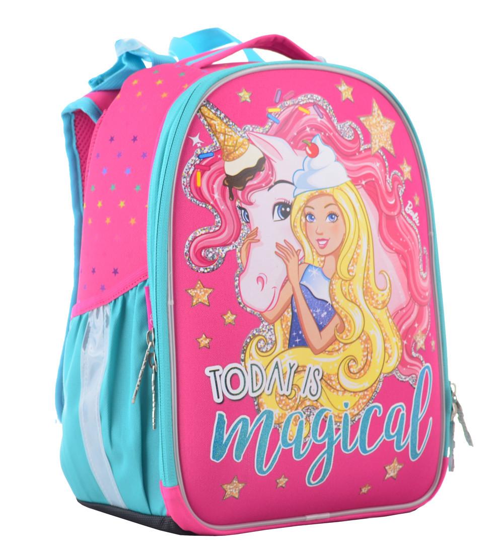 Рюкзак школьный Yes каркасный Unicorn EVA 555365