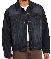Джинсовая куртка Wrangler Retro - Dark Denim