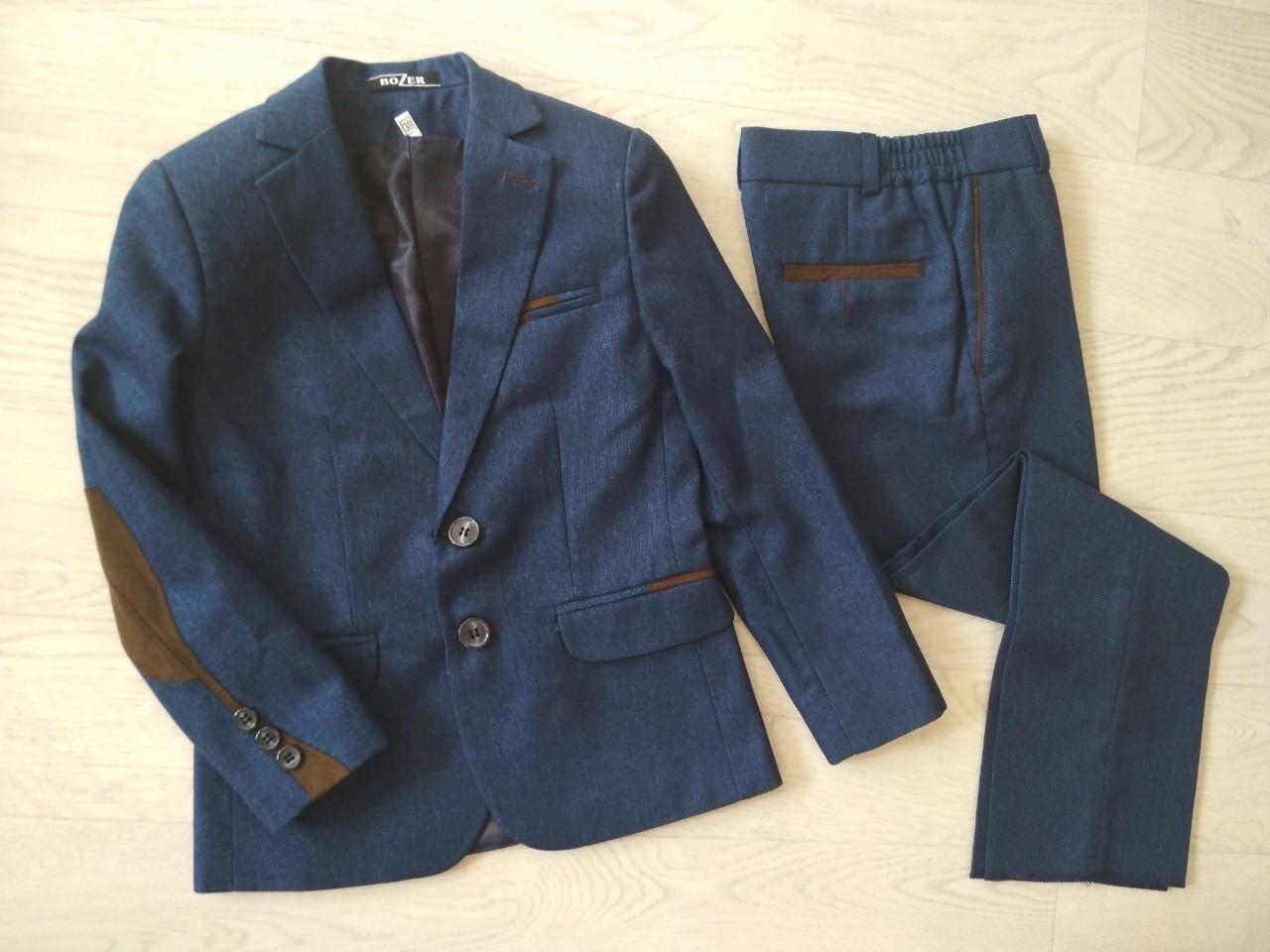 Школьный костюм двойка для мальчика р. 116, 122, 128, 134, 140, 146, 152, 158