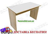 Письменный Стол ЭКО серия белый 770*1200*600