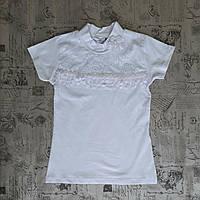 Школьная блузка для девочек от 8 до 14 лет.