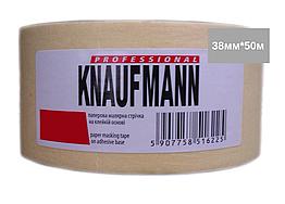 Стрічка скотч малярна Knaufmann 38мм*50м