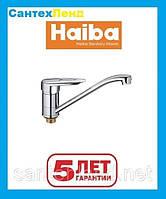 Смеситель для кухни Haiba Disk 555 25 см