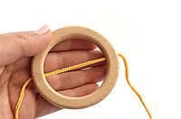 Кольцо со сквозным отверстием, 75мм, фото 1