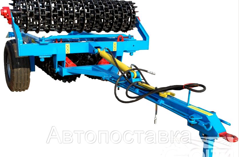 Каток зубчато-шпоровой гидрофицированный  КЗШ-6Г