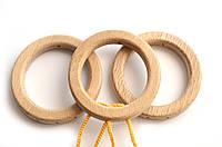 Кольцо-подвеска со сквозными отверстиями, 75мм, фото 1
