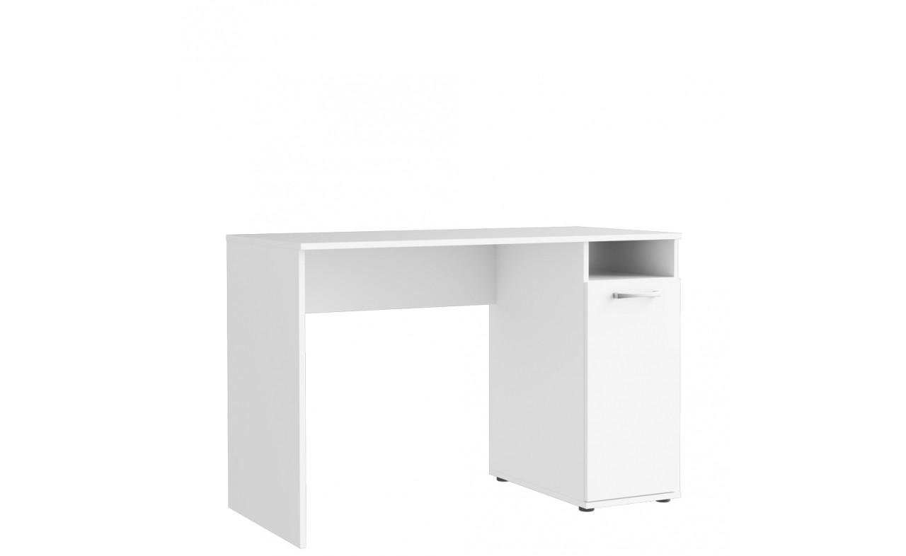 Стол письменный CPLB21N-U42 NIKO Forte белый мат