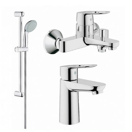 Grohe BauLoop 123214S набор смесителей для ванной S-Size