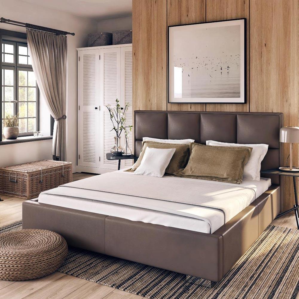 Кровать 140 x 200 SALAMANCA Forte