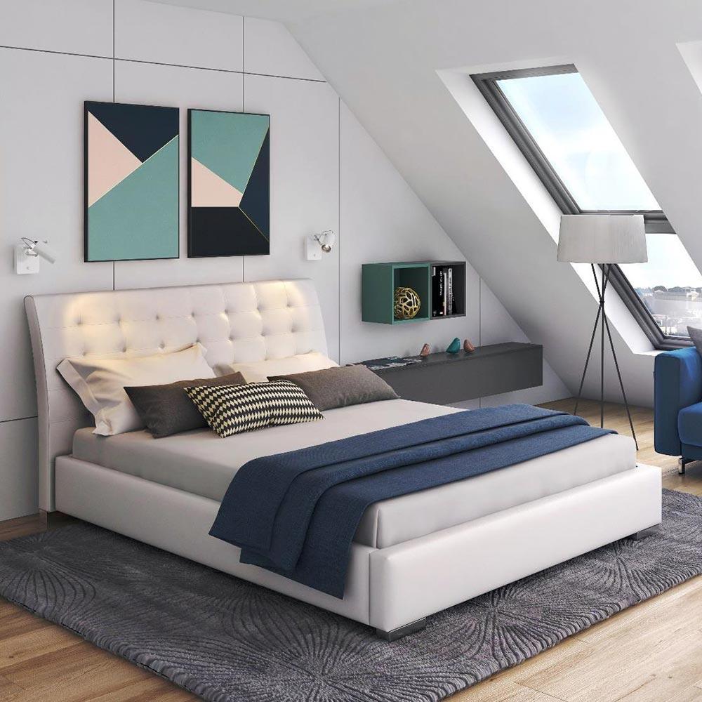 Кровать 180 x 200 TRIVENTO Forte