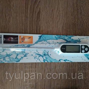 Градусник  термометр кондитерский белый от 5-300С