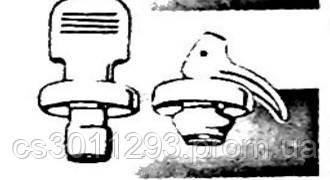Пробка герметичная с защелкой Pedrini (2 шт), фото 2