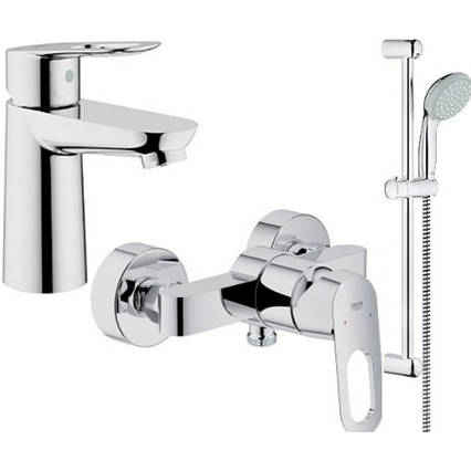 Grohe BauLoop 123220 умыв,душ,стойка