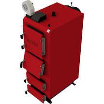 Твердотопливный котел длительного горения Альтеп DUO PLUS 50 кВт (автоматика), фото 3