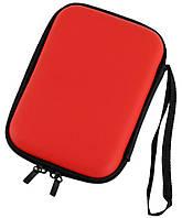 Чехол для жесткого диска TRAUM 7016-32 красный
