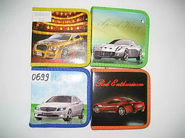 """Сумка для CD """"Машины"""" на 40 дисков,mix6"""