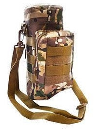 Тактична сумка на пояс для пляшки з MOLLE 26 * 12см