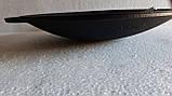 Крышка-сковорода САДЖ чугунная, ТМ Термо. Диаметр 400 мм, фото 2