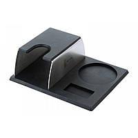 Подставка для темперовки Motta, черная
