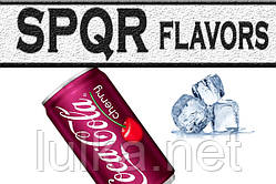 Ароматизатор SPQR Cherry Cola Ice (Холодная вишневая кола) 10 мл.