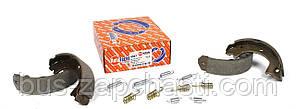 Колодки ручника на MB Sprinter 906 515-519, VW Crafter 50 (СПАРКА) 2006→ — Autotechteile (Германия) — 4307