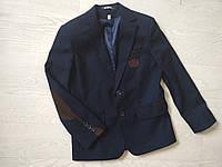Школьный пиджак для мальчика р. 122, 128, 134, 140, 146, 152, фото 1