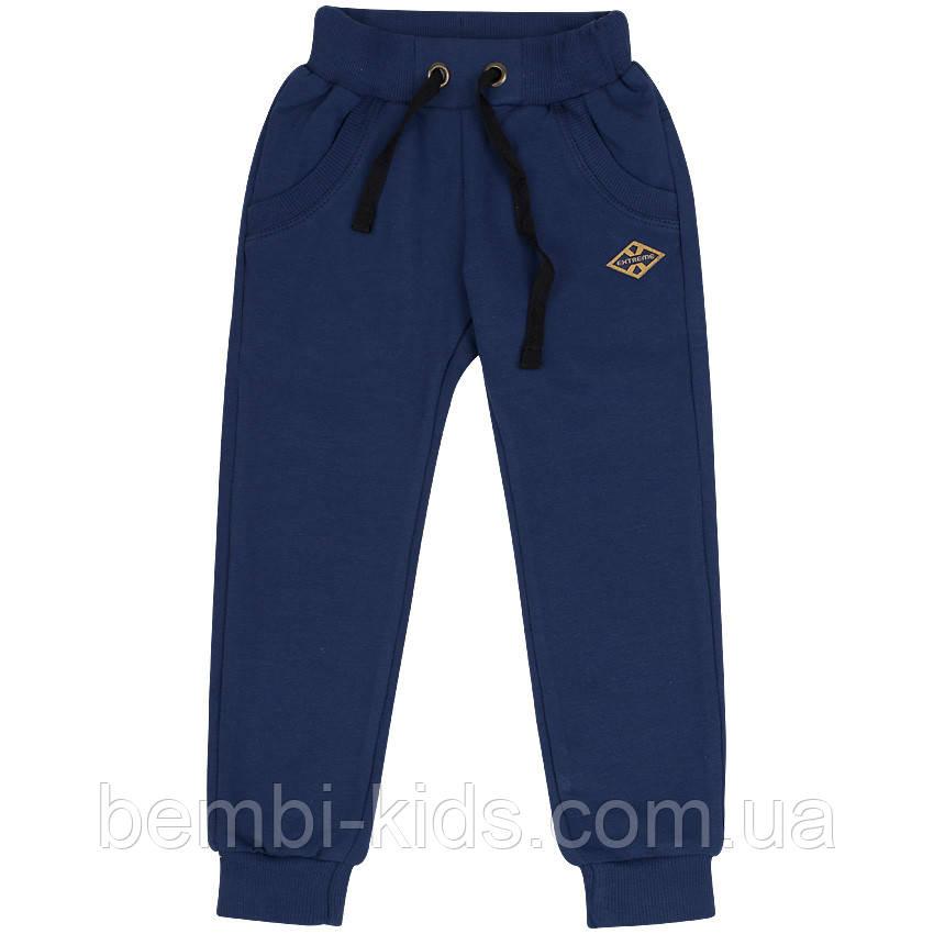Трикотажные спортивные штаны для мальчика. ШР 523
