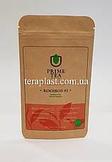 Пакет Дой-Пак крафт+металл 50г 100х170 с печатью, фото 3
