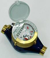 """Счетчик воды мокроход 420 Q3 4,0 DN 20  3/4"""" L 165mm  Sensus (Словакия)"""