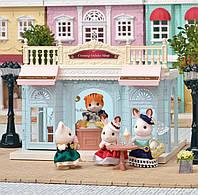 Магазин мороженого, игровой набор, Sylvanian Families