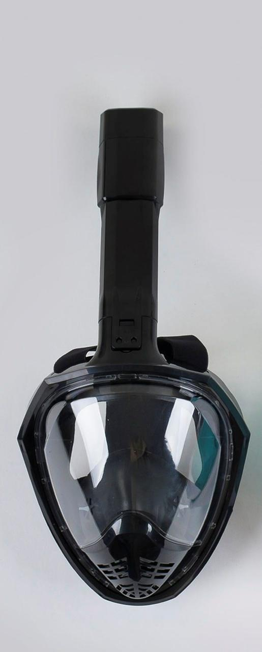 Маска для плавания и снорклинга К 14343 78981 Черный