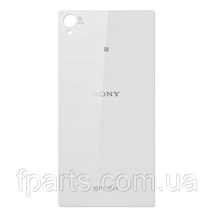 Задня кришка Sony C6902/C6903/C6906/C6943 Xperia Z1 (White), фото 2