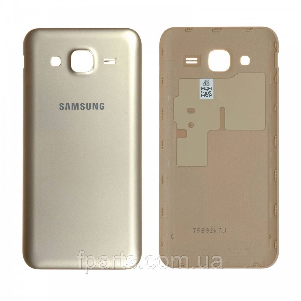 Задня кришка Samsung J500 Galaxy J5 (Gold)
