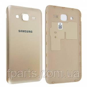 Задняя крышка Samsung J500 Galaxy J5 (Gold), фото 2