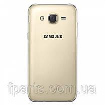 Задня кришка Samsung J500 Galaxy J5 (Gold), фото 3