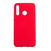 Оригинальный силиконовый чехол Molan Cano Jelly Case для Honor 10i (красный)