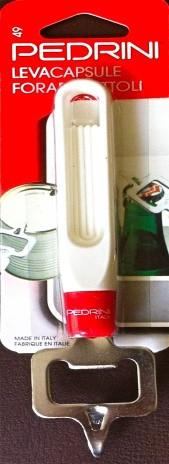 Открывалка для бутылок и банок Pedrini
