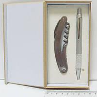"""Набор подарочный """"Ручка+нож"""""""