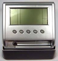 Коробка для сигарет с часами;календ;термом