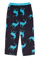 Штаны теплые детские флисовые 4 5 лет 98 110 см флис домашние пижама