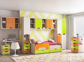 Мебель детская Дана-2 Яркая композиция3