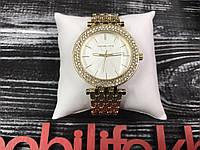 Женские часы в стиле Michael kors Gold/высокое качество/