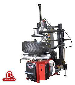 """Шиномонтажний стенд (автомат, захоплення диска до 26"""" + технороллер, Auto Hook) Bright GT887NS-AL390 220V"""